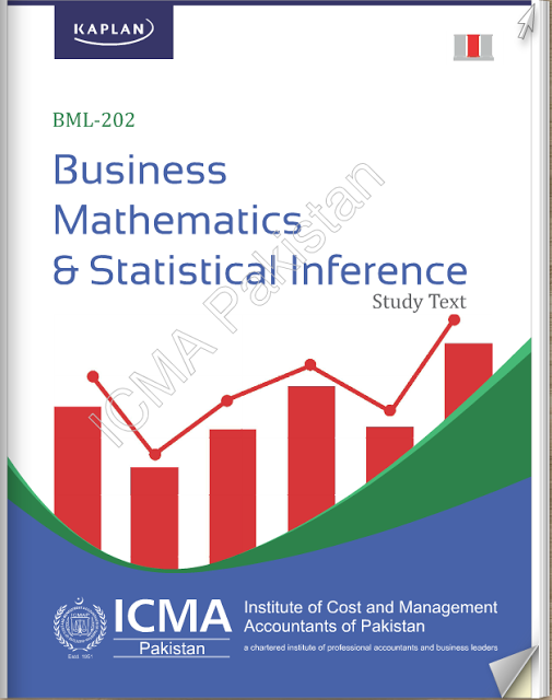 BML-202: Business Mathematics and Statistical Inference