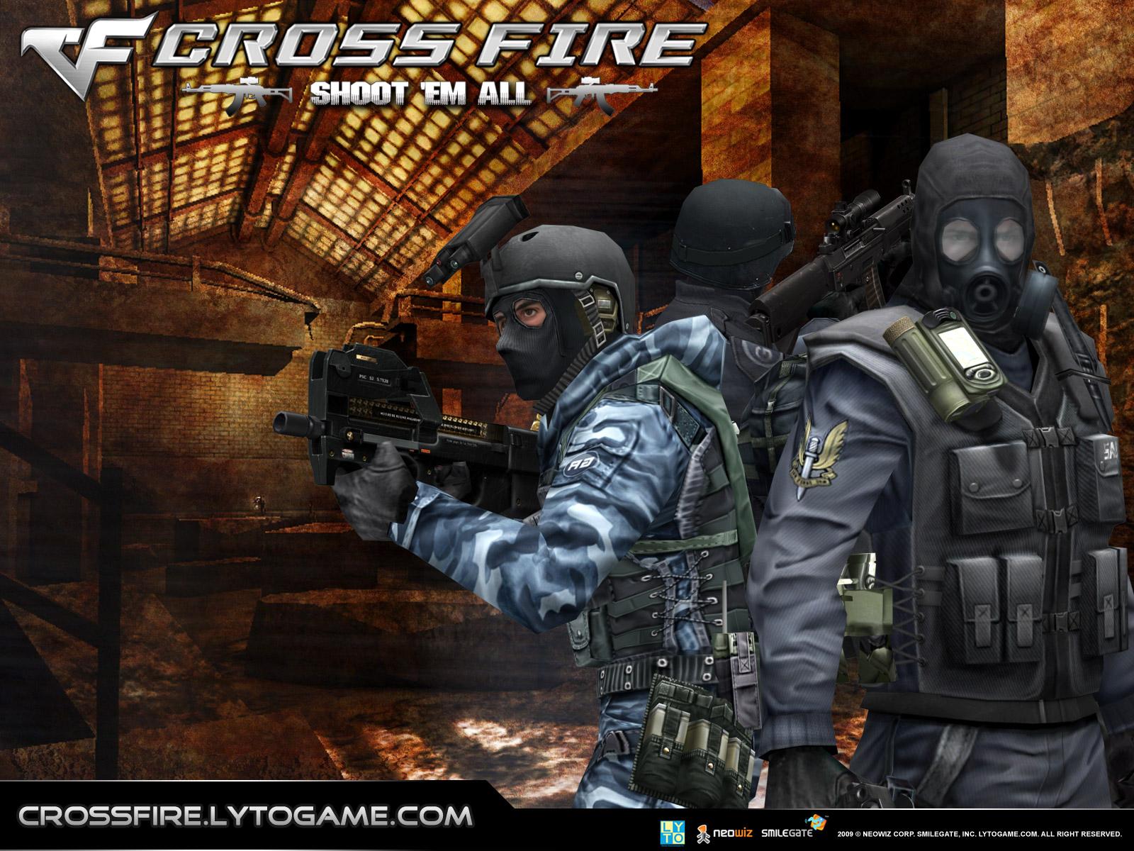 Cross Fire Games