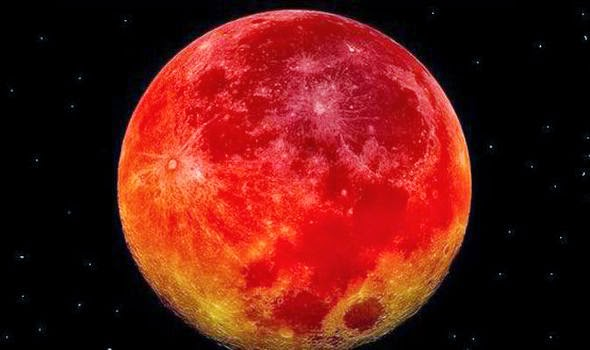 luna sangerie este un fenomen astronomic de mare interes