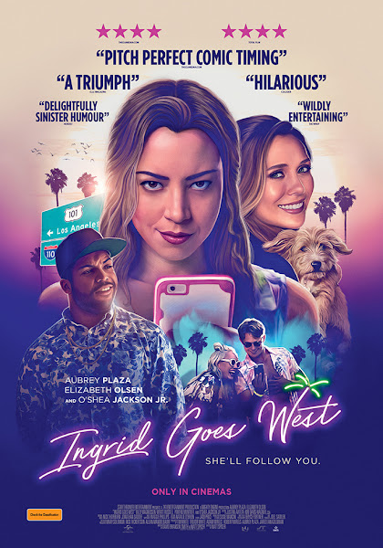 Ingrid Goes West (2017) Dual Audio [Hindi-DD5 1] 720p BluRay