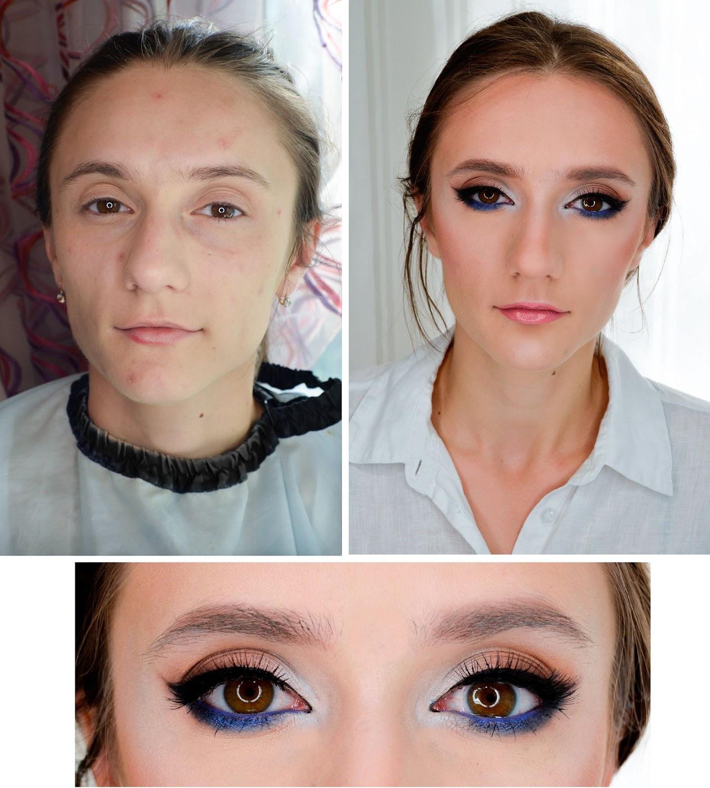 Ogonowska Maja Make Up September 2015