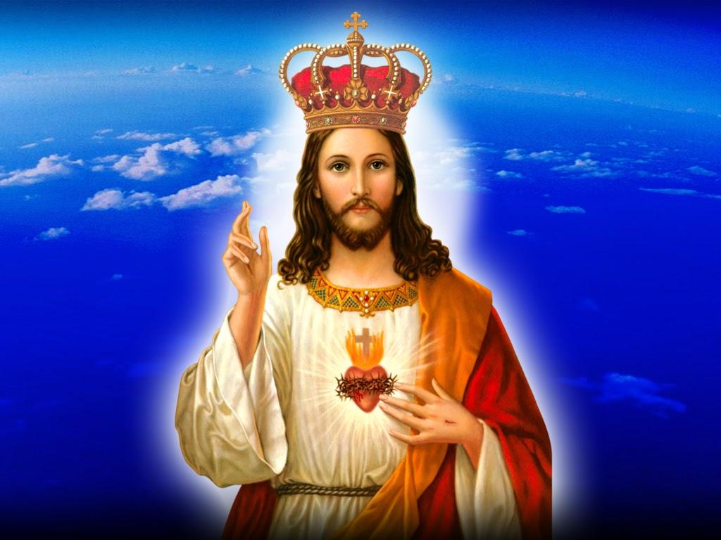 Jesus christ the king