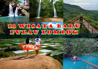 wisata baru di pulau lombok