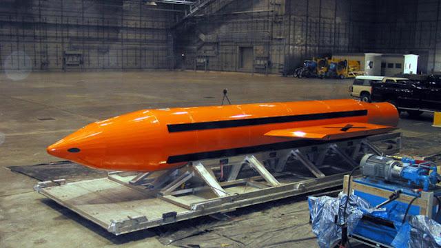 """""""La madre de todas las bombas"""": EE.UU lanza en Afganistán la bomba no nuclear más potente"""