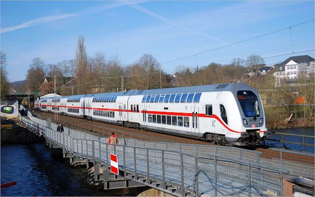 IC 2441 Köln Hbf nach Dresden Hbf