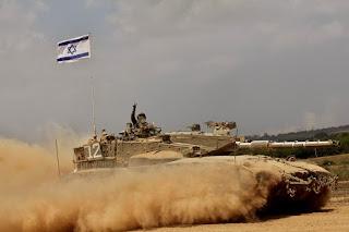 Memanas ! Israel Lepaskan Tembakan Peringatan ke Perbatasan Suriah