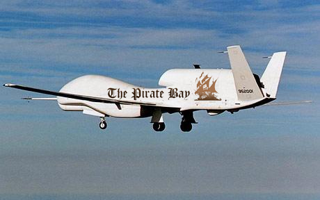The Pirate Bay Buys Greek Airspace for Launching Low Orbit Server Drones