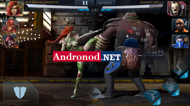 Injustice 2 v1.5.0 Mod Apk Android Latest