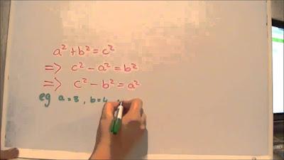 معادلة فيثاغورس