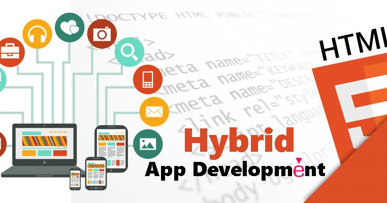 What Makes The Hybrid Application Approach Tick?
