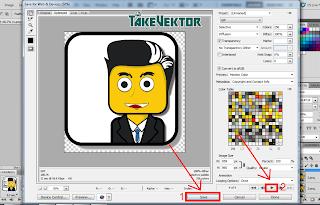 Cara Membuat Animasi Banner Iklan Blog Dengan Coreldraw+Photoshop