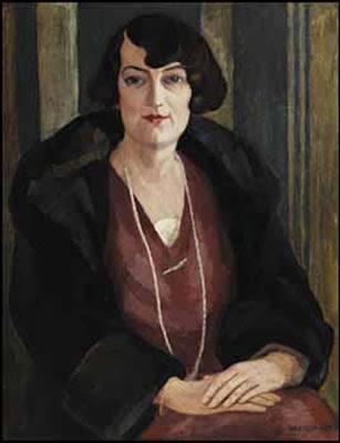 Mrs. Ingeborg, Paraskeva Clark