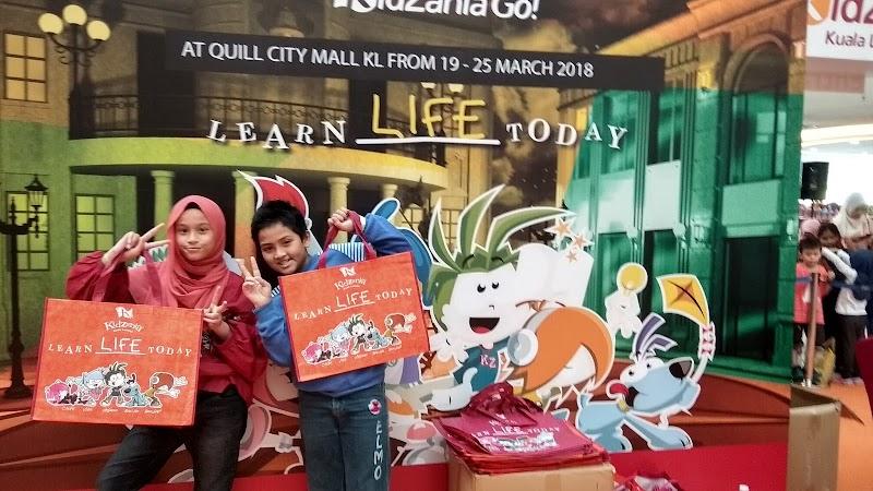Merasai Keseeronokan di KidZania GO! @ Quill City Mall Kuala Lumpur
