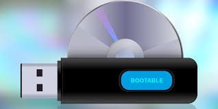 membuat bootable hardisk external