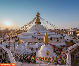 Cover Photo: Boudhanath Stupa