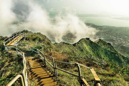 Jalur Terbaik Hawaii Untuk Setiap Pejalan Kaki