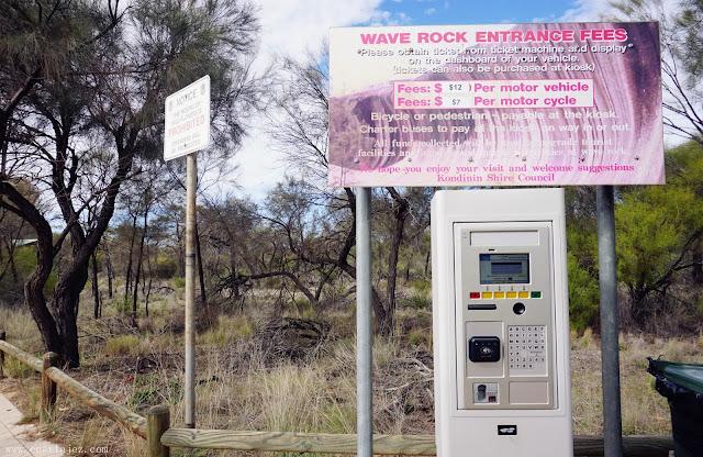 australia perth wave rock Hippo Yawn wa Hyden