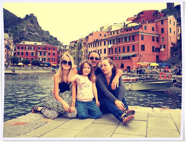 Italie, les cinque terre