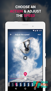 Efectum Reverse Cam Slow Motion Fast Video PRO APK