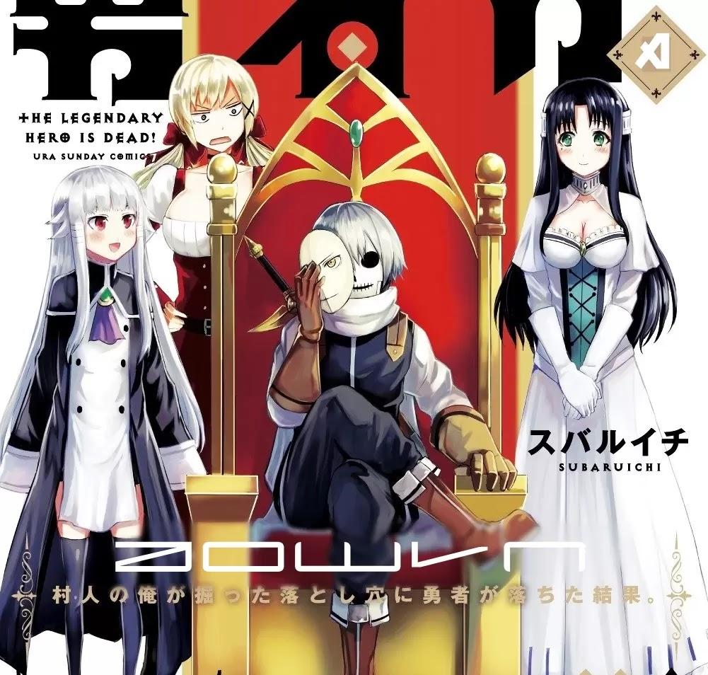 YUUSHA GA SHINDA aowvn2 - YUUSHA GA SHINDA | Manga Online - Cực hài & Hay