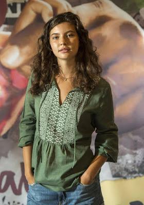Alanis Guillen interpreta Rita em Malhação - Toda Forma de Amar