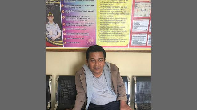 Penyebar Video Hoaks Emak-emak Labrak KPU Jombang Diringkus di Garut