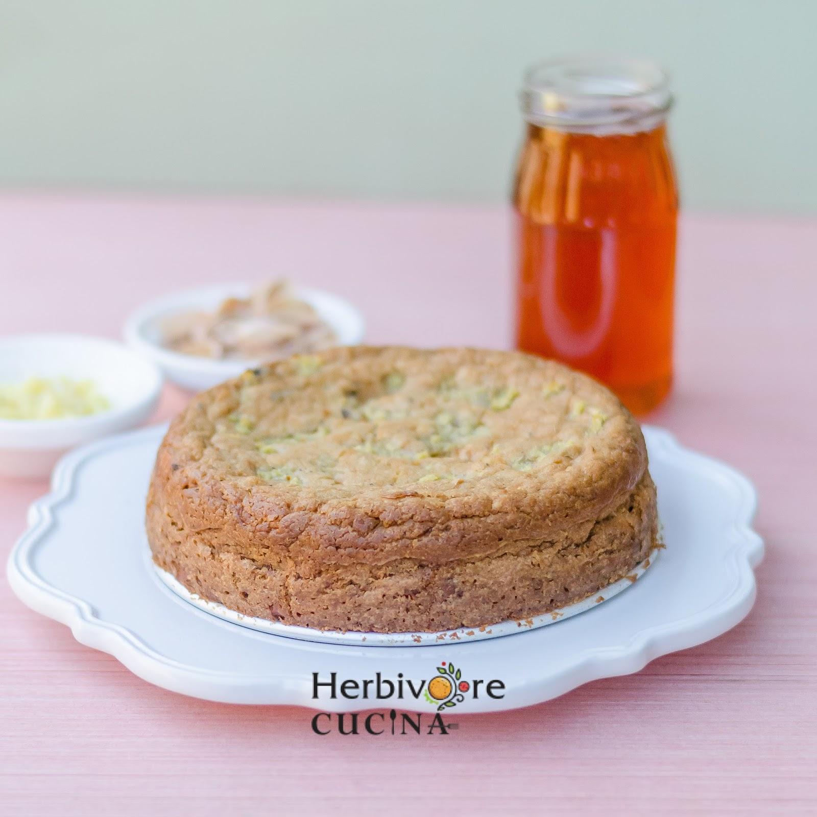 Herbivore Cucina: English Ginger Cake