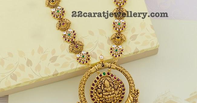 Trendy Temple Set By Neelkanth Jewellers Jewellery Designs
