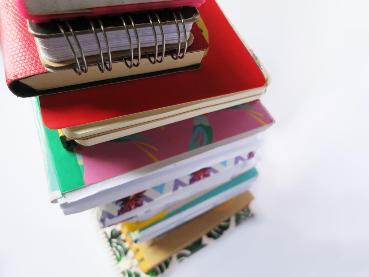 Jak wykorzystać nieużywane zeszyty? Pomysły i rady