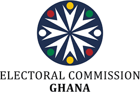Eletoral Commission changes Charlotte Osei's logo