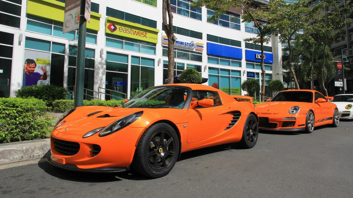 Tachometer Blog | Burgos Circle | Sports Cars In Manila, Philippines