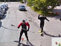 The 10 Most Strange Events You Can Find in Google Street View
