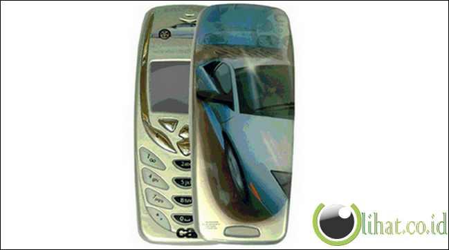 Casing Ponsel Bisa Diganti