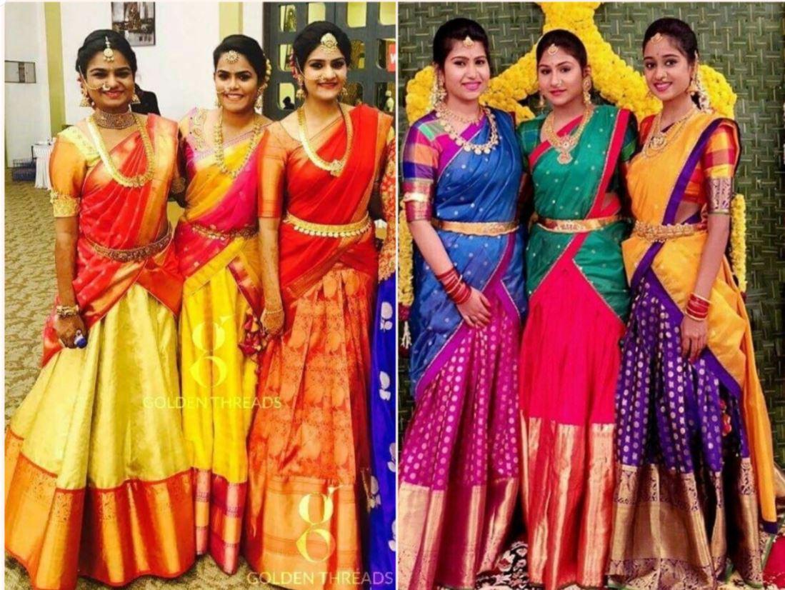 Flaunt This Pongal With Kanjeevaram