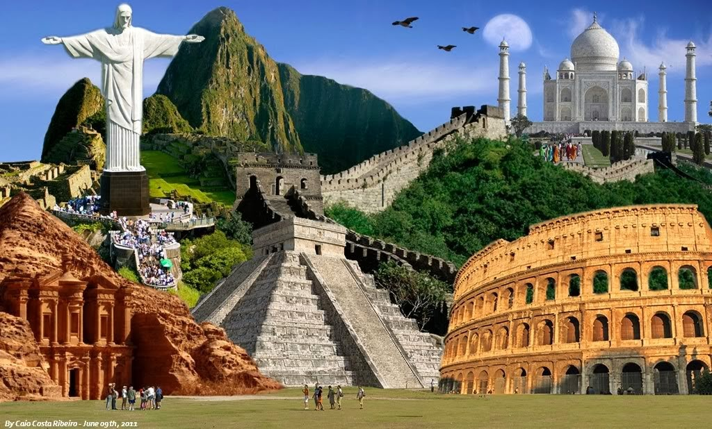 list of the 7 wonders of the world www.f--f.info 2017