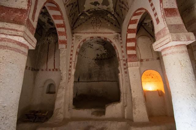 Aynali church (Aynali kilise)-Cappadocia