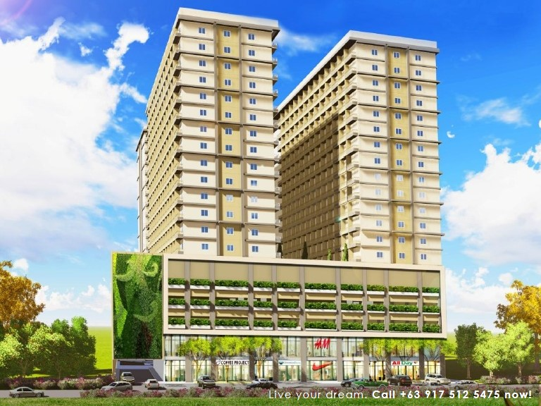 Studio With Balcony 23.79 Sqm - Camella Condo Homes Taguig| Camella Affordable House for Sale in Taguig City