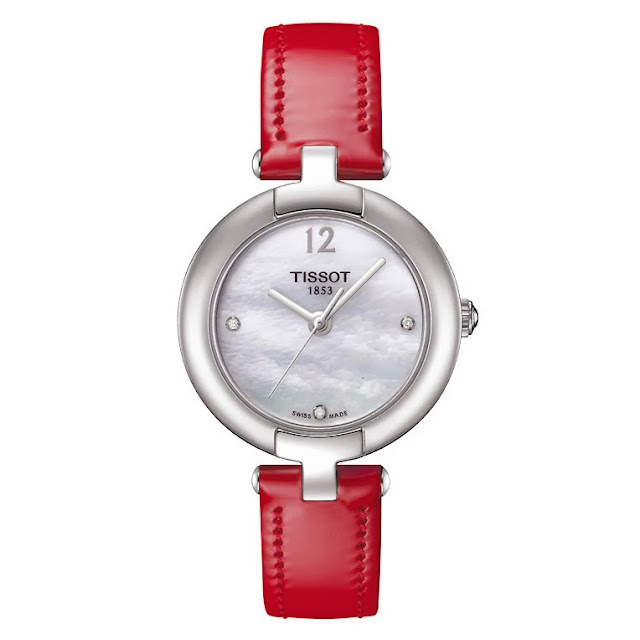 Tissot Pinky Valentine's Day Watch