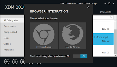 Cara Install XDM (Xtreme Download Manager) di Linux
