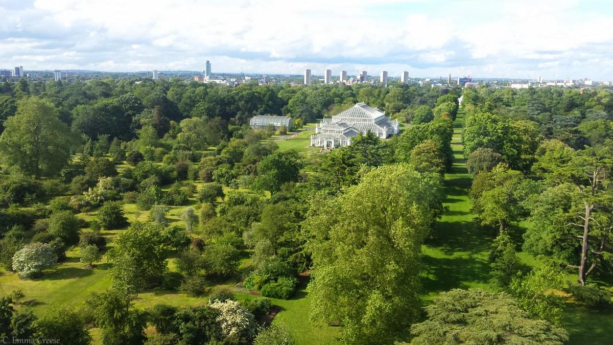Kew Gardens London UNESCO