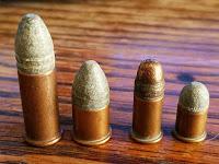 RF Rimfire Cartridges.38 long, .41 short, .32 short, .32 extra short/32 protector