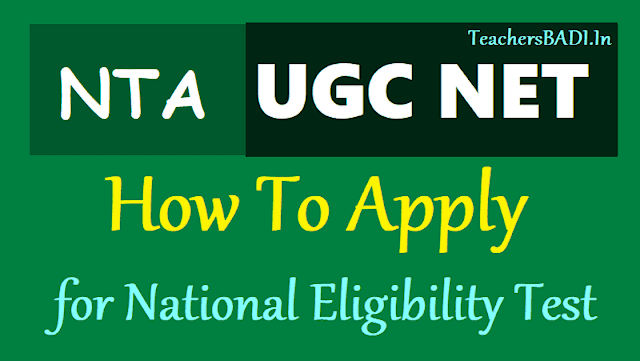 how to apply for cbse ugc net /national eligibility test 2018 at ntanet.nic.in,nta ugc net online application form,step by step online applying procedure