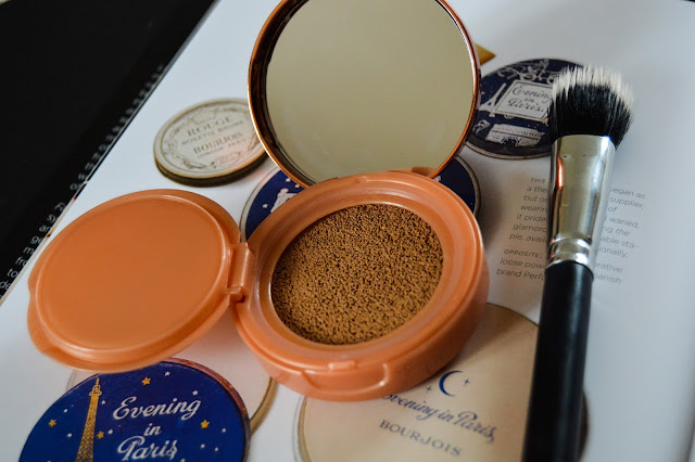 L'Oreal Glam Bronze Cushion De Soleil Review