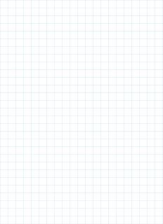 Folha quadriculada com 1 cm de linhas e colunas para imprimir A4
