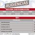 """""""Audiências""""- Terça-feira, 25 de outubro de 2016 [LIVE+VOSDAL]"""