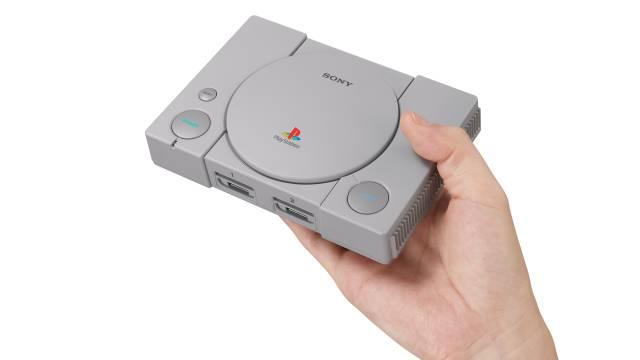 Los 20 juegos que tendrá la consola PlayStation Classic