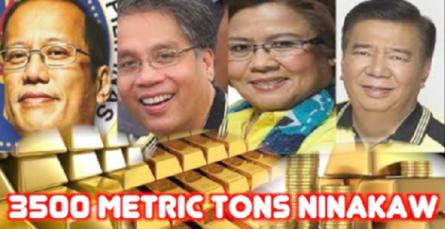 SHOCKING: P6.8 Trillion Gold Bars ng mga Marcoses, deniposito ni Aquino at Roxas sa foreign company