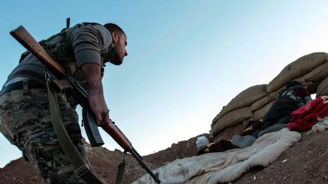 Κούρδοι και Άραβες σύμμαχοι των ΗΠΑ έτοιμοι για την τελική επίθεση κατά των τζιχαντιστών