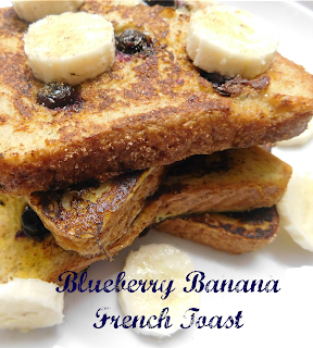 Turning Mommy: Blueberry French Toast