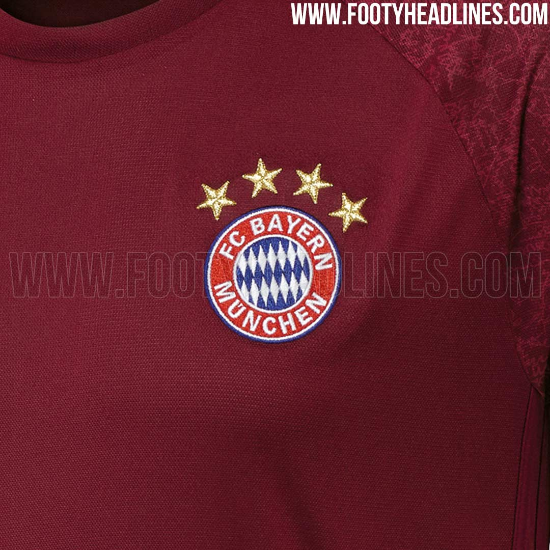 bayern t shirt champions league